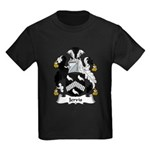 Jervis Family Crest Kids Dark T-Shirt