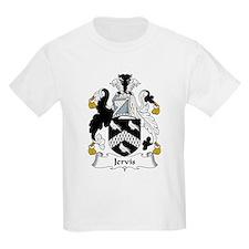 Jervis Family Crest T-Shirt
