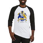 Jephson Family Crest Baseball Jersey