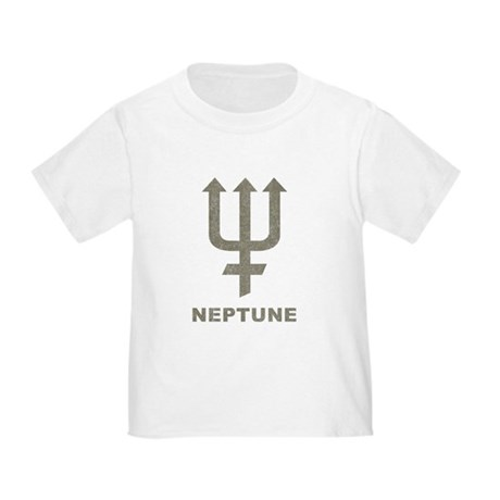 Vintage Neptune Toddler T-Shirt