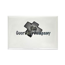 ICON Rectangle Magnet (100 pack)