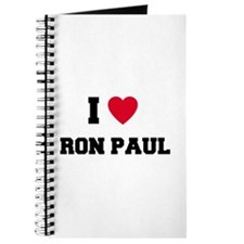 Unique Ron paul 08 Journal