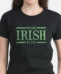 Irish Police Wife Tee