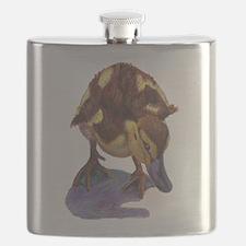 Funny Mallard Flask