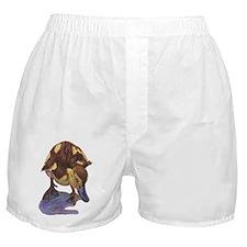 Unique Duck wildlife waterfowl Boxer Shorts