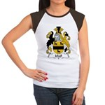 Jekyll Family Crest Women's Cap Sleeve T-Shirt