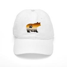 BEAR PRIDE FURRY BEAR 2 Baseball Cap