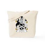 Jarveis Family Crest Tote Bag