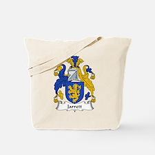 Jarrett Family Crest Tote Bag