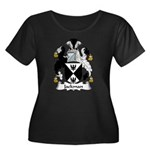 Jackman Family Crest Women's Plus Size Scoop Neck