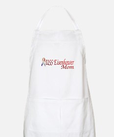 uss eisenhower mom BBQ Apron