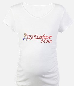 uss eisenhower mom Shirt