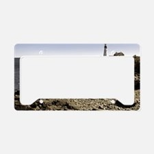 Spring into Maine License Plate Holder