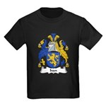 Ivan Family Crest Kids Dark T-Shirt