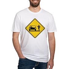 Car vs.Bicycle Road Rage Shirt