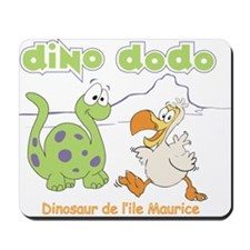 Dino Dodo Mousepad