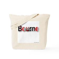 Bournetarget Tote Bag