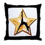 Gymnastics Pillow - Star