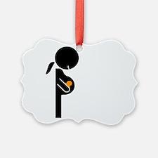 Pregnant Ornament