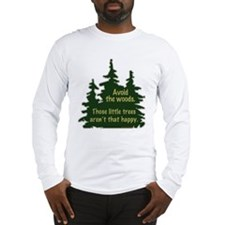 Happy Trees Long Sleeve T-Shirt