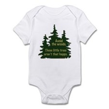 Happy Trees Infant Bodysuit