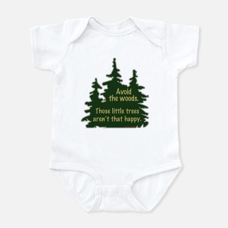 Happy Trees Infant Bodysuit