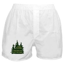 Happy Trees Boxer Shorts