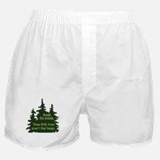 Happy Trees Boxer Shorts