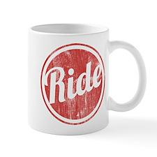 Cute Bicycle Mug