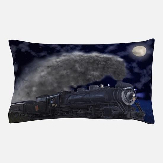 Night Run Pillow Case