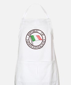 1983 Republic of Newfoundland BBQ Apron