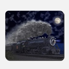 Night Run Mousepad