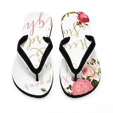 Head, Heels & Standards Flip Flops