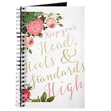 Head, Heels & Standards Journal