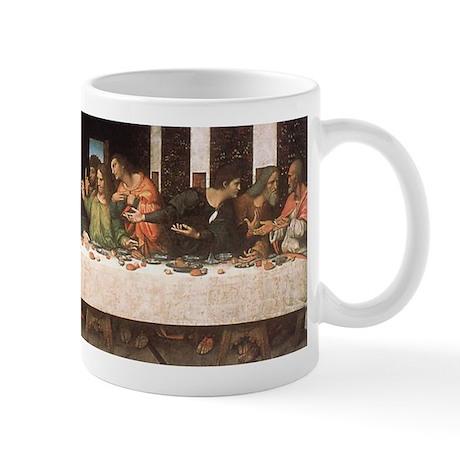 Davinci's Last Supper Mug