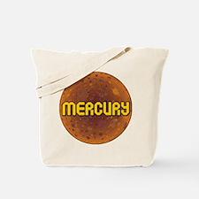 Planet Mecury Tote Bag