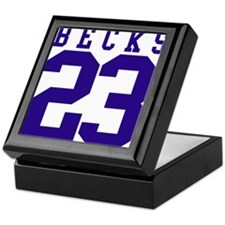 BECKS 23 Keepsake Box