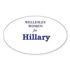 Wellesley4Hil Decal