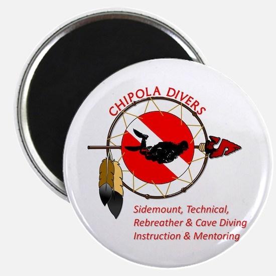 Chipola Divers Magnet