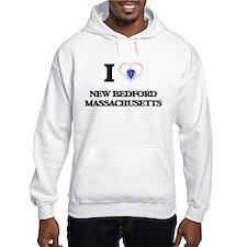 I love New Bedford Massachusetts Hoodie