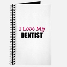 I Love My DENTIST Journal