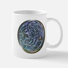Celtic Heron Mug