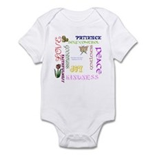 Fruit of the Spirit Infant Bodysuit
