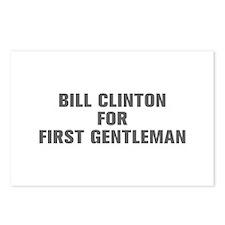 Bill Clinton for First Gentleman-Akz gray 500 Post