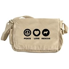 Spanish Mastiff Messenger Bag