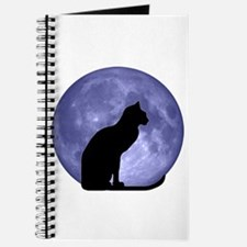 Cat & Moon Journal