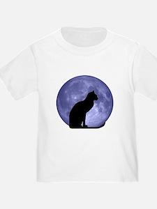 Cat & Moon T