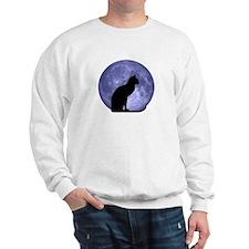 Cat & Moon Sweatshirt