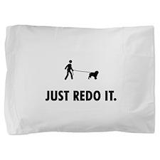 Spanish Water Dog Pillow Sham
