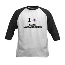 I love Salem Massachusetts Baseball Jersey